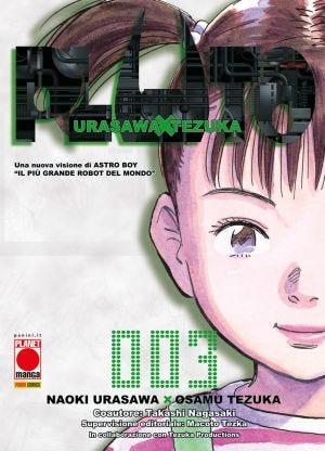PLUTO 3 TERZA RISTAMPA (ISBN)
