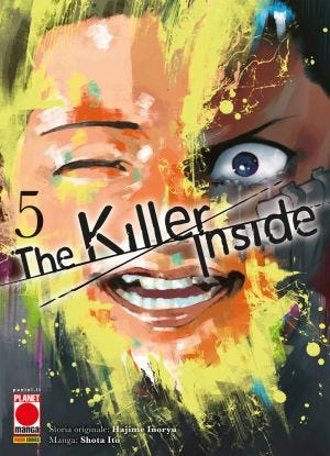 THE KILLER INSIDE N.5