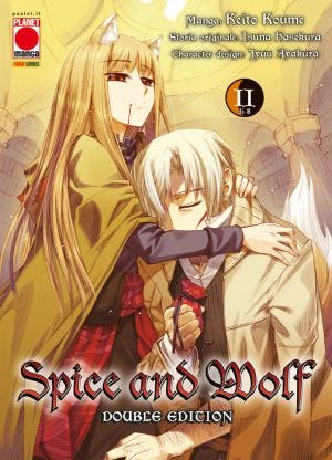 SPICE & WOLF DOUBLE EDITION N.2