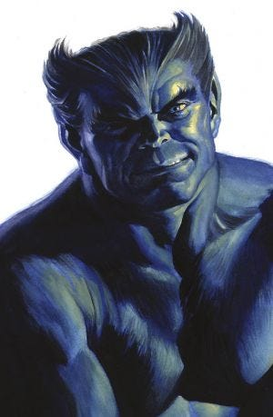 S.W.O.R.D. N. 1 CLASSIC VARIANT BY ALEX ROSS (BEAST) (LIBRO