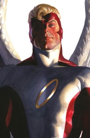 X-FACTOR N. 1 (LIBRO ISBN) CLASSIC VARIANT BY ALEX ROSS (ANG