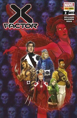 X FACTOR N.2 (LIBRO ISBN) (XOS)