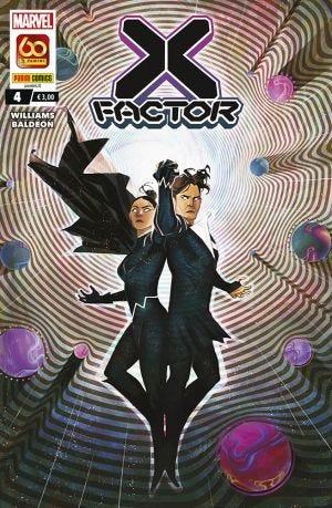 X-FACTOR N.4