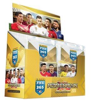 Panini FIFA 365 Adrenalyn XL™ 2020 - Scatola da 50 bustine