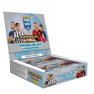Panini FIFA 365 Adrenalyn XL™ 2022 - Scatola da 10 bustine Premium