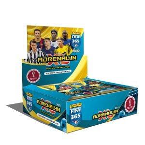 Panini FIFA 365 Adrenalyn XL™ 2022 - Scatola da 24 bustine
