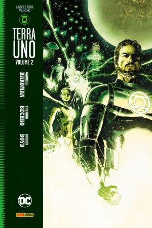 Lanterna Verde: Terra Uno 2