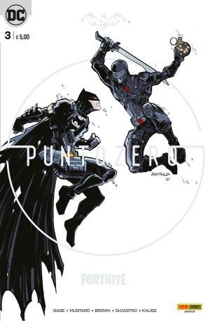 Batman/Fortnite PREMIUM VARIANT 3