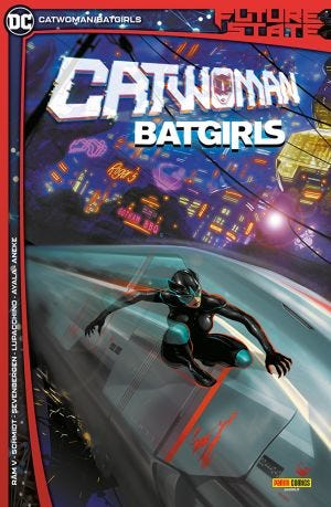 Future State: Catwoman/Batgirls