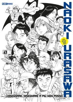 Disegnare, disegnare a più non posso - Naoki Urasawa Official Guide Book
