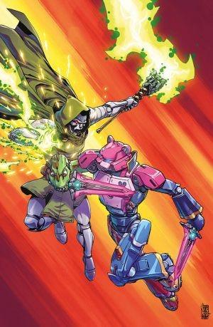 Fantastici Quattro 25 Fortnite X Marvel Variant