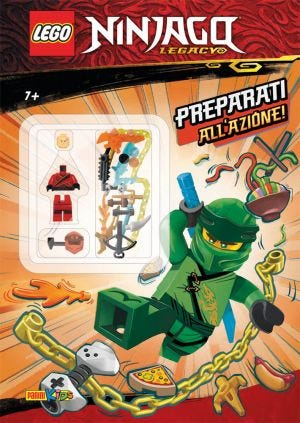 Lego Ninjago Legacy - Preparati all'Azione!