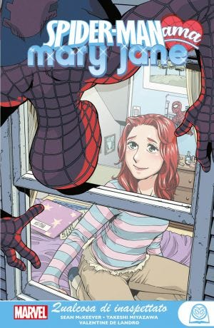 Spider-Man Ama Mary Jane 2