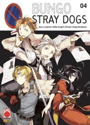 Bungo Stray Dogs 4