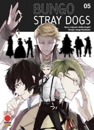 Bungo Stray Dogs 5