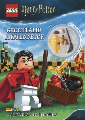 Lego Harry Potter Giochiamo a Quidditch