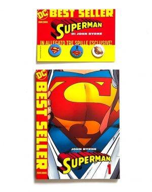Superman di John Byrne