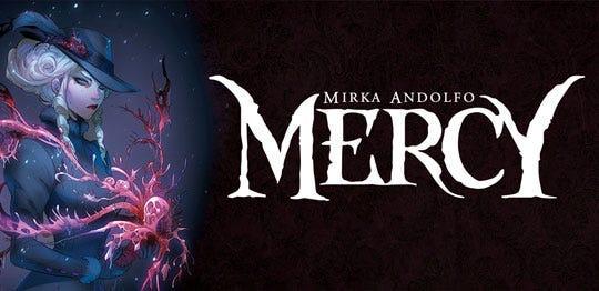 Il nuovo capolavoro Horror di Mirka Andolfo, finalmente disponibile